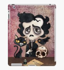 Edgar Poet iPad Case/Skin