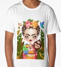 Frida Querida Long T-Shirt