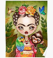 Frida Querida Poster