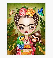 Frida Querida Photographic Print