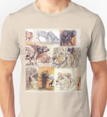 Lodge décor - South Africa's wildlife wonders Unisex T-Shirt