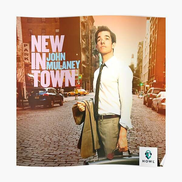 COMEDY MULANEY STAND UP JOHN BAJU5 Poster