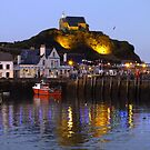 Illuminated Ilfracombe by Yampimon