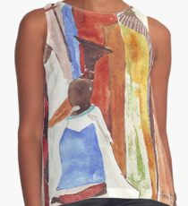 Lodge décor - The Indaba  Contrast Tank