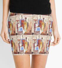 Lodge décor - The Indaba  Mini Skirt