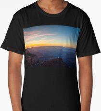 Sunset at Mojave Point - Grand Canyon Long T-Shirt