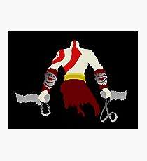 Kratos Photographic Print