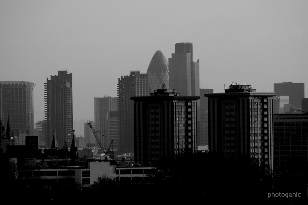 London up close by photogenic