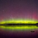 Aurora Reflections by James Stone
