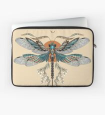 Dragon Fly Tattoo Laptop Sleeve