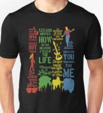 Rent Best Quotes Unisex T-Shirt