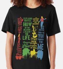 Theatre Lover Gift Slim Fit T-Shirt