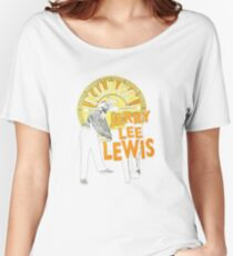 jerry lee lewis Women's Relaxed Fit T-Shirt