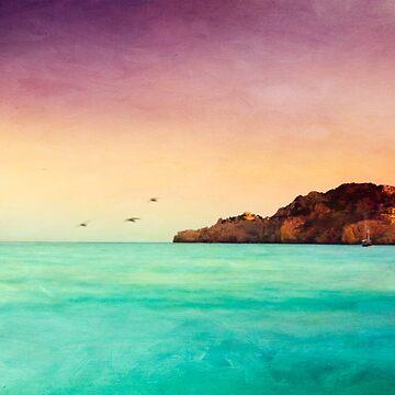 Glowing Mediterran by DyrkWyst