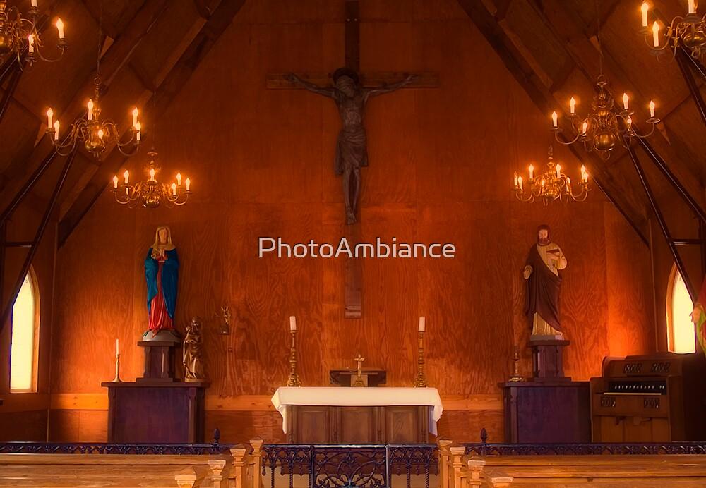 Church by PhotoAmbiance