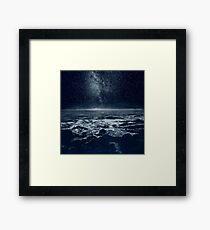 the Dreaming Ocean Framed Print