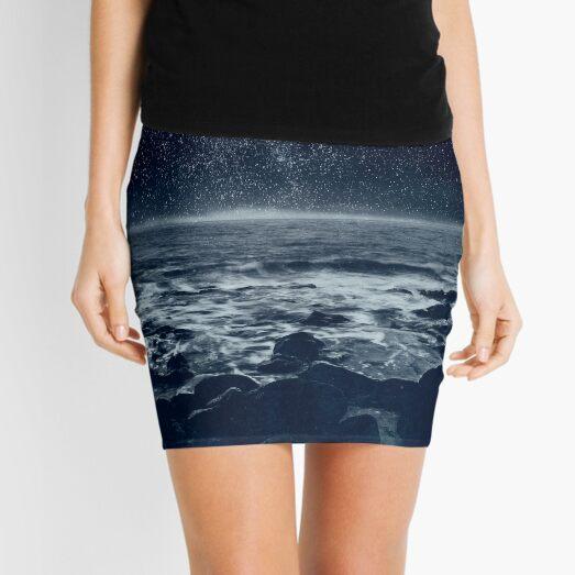 the Dreaming Ocean Mini Skirt