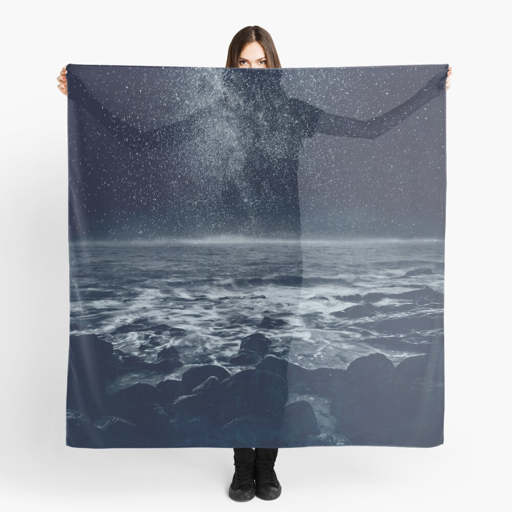 the Dreaming Ocean Scarf