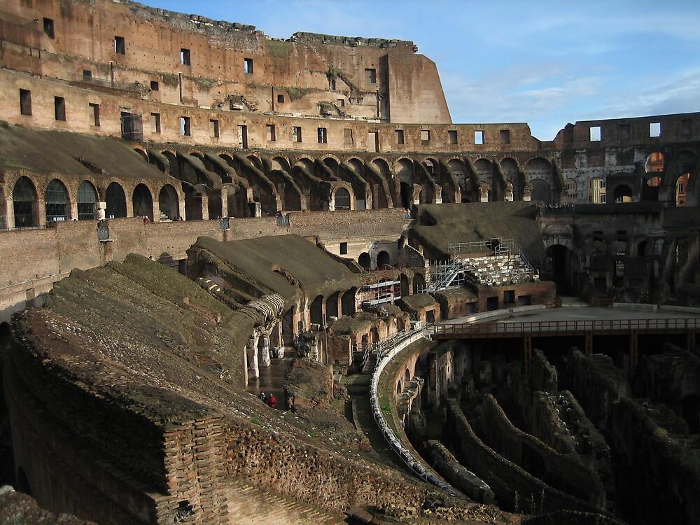 Colloseum in Rome 2 by Marichelle