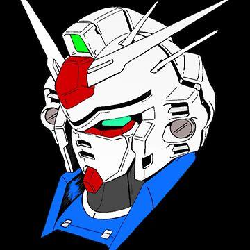 Gundam by maritauul