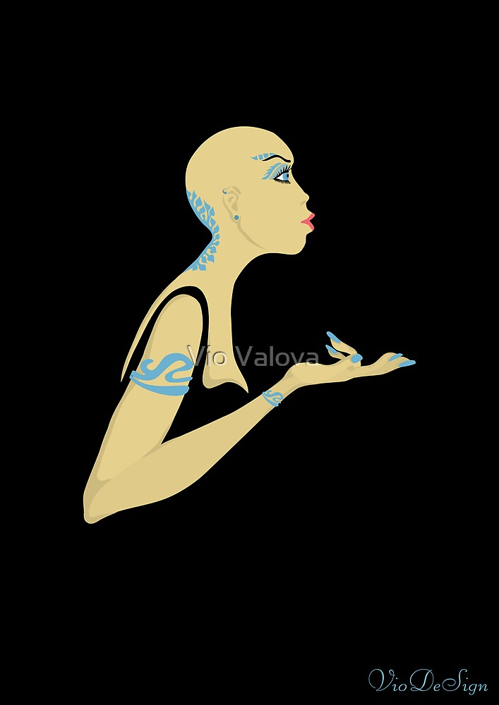 bald by VioDeSign