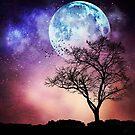 Moon Tree by Dirk Wuestenhagen