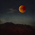 Blood Moon Rising by Dirk Wuestenhagen
