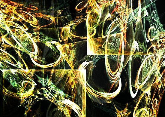 Circular Tension by Matt Corrigan