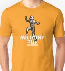 Military Pup Unisex T-Shirt