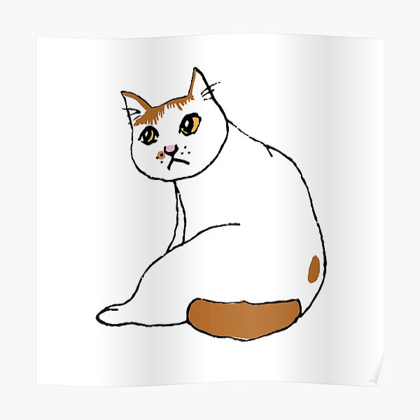 Tommy the Cat  Poster