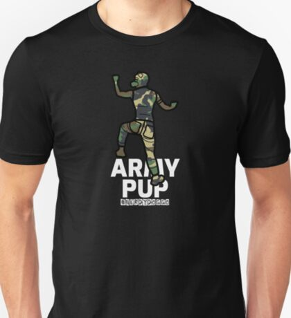Army Pup T-Shirt