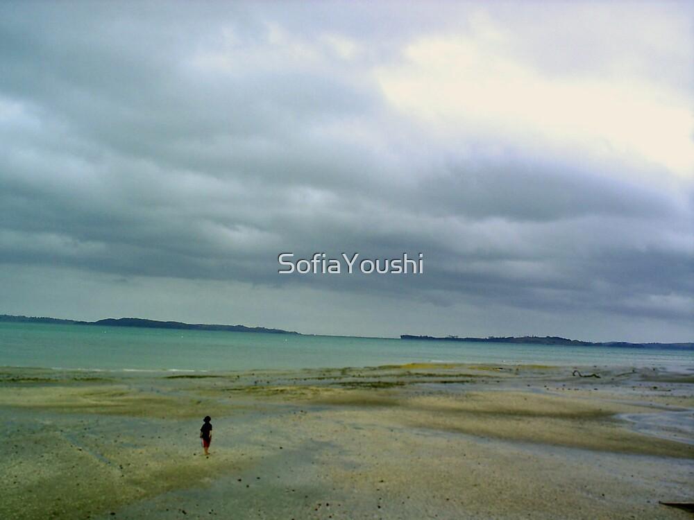 SEASHORE BEACH BOY by SofiaYoushi