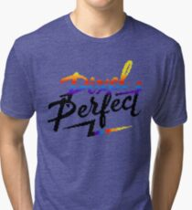 Pixel Perfect Tri-blend T-Shirt