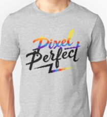 Pixel Perfect Unisex T-Shirt