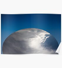 Global Clouds Poster