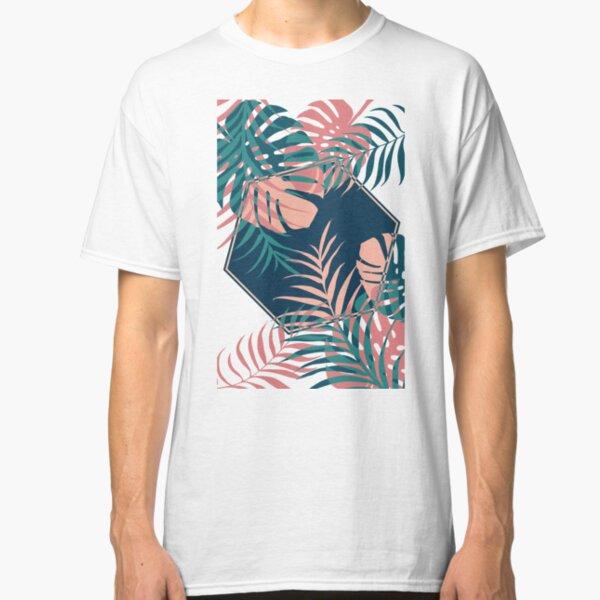 Tropical Dreams #redbubble #decor #buyart Classic T-Shirt