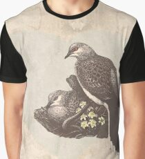 Like to a pair of loving turtle doves Graphic T-Shirt