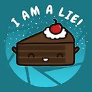 I Am A Lie by perdita00