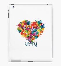 Unity in the World iPad Case/Skin
