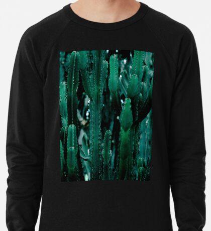 Riesiger Kaktus Leichter Pullover