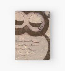 OWL LOVE Hardcover Journal