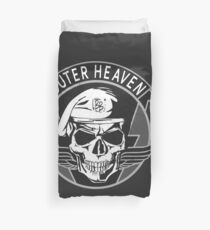 Outer Heaven - (MGSV) Duvet Cover