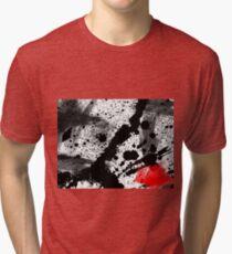 The rising Sun Tri-blend T-Shirt