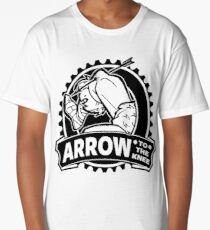 Arrow To The Knee Long T-Shirt