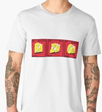 Bazinga- Ba Zn Ga Men's Premium T-Shirt