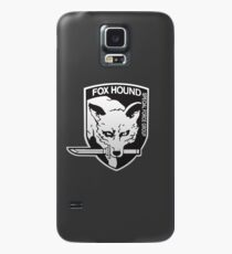 Fox Hound Special Force Group Case/Skin for Samsung Galaxy