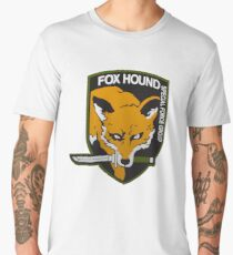 Fox Hound Special Force Group Men's Premium T-Shirt