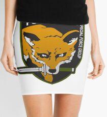 Fox Hound Groupe de la force spéciale Minijupe