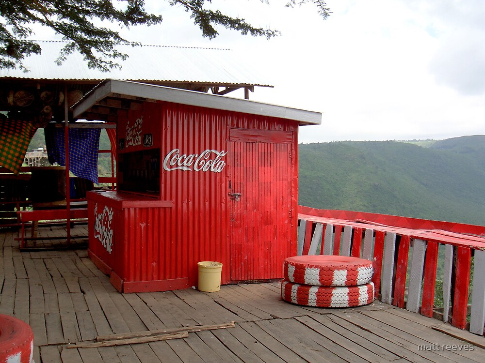 you can get a coke anywhere by matt reeves