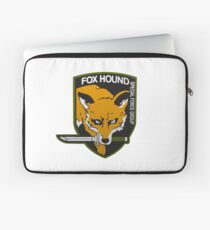 Fox Hound Special Force Group Laptop Sleeve
